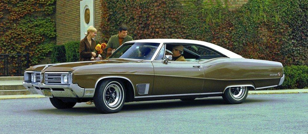 Buick Wildcat II 1965 - 1970 Sedan-Hardtop #1