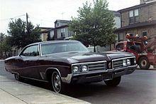 Buick Wildcat II 1965 - 1970 Sedan-Hardtop #5
