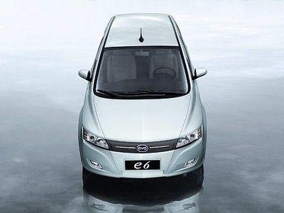 BYD E6 2011 - now Hatchback 5 door #6