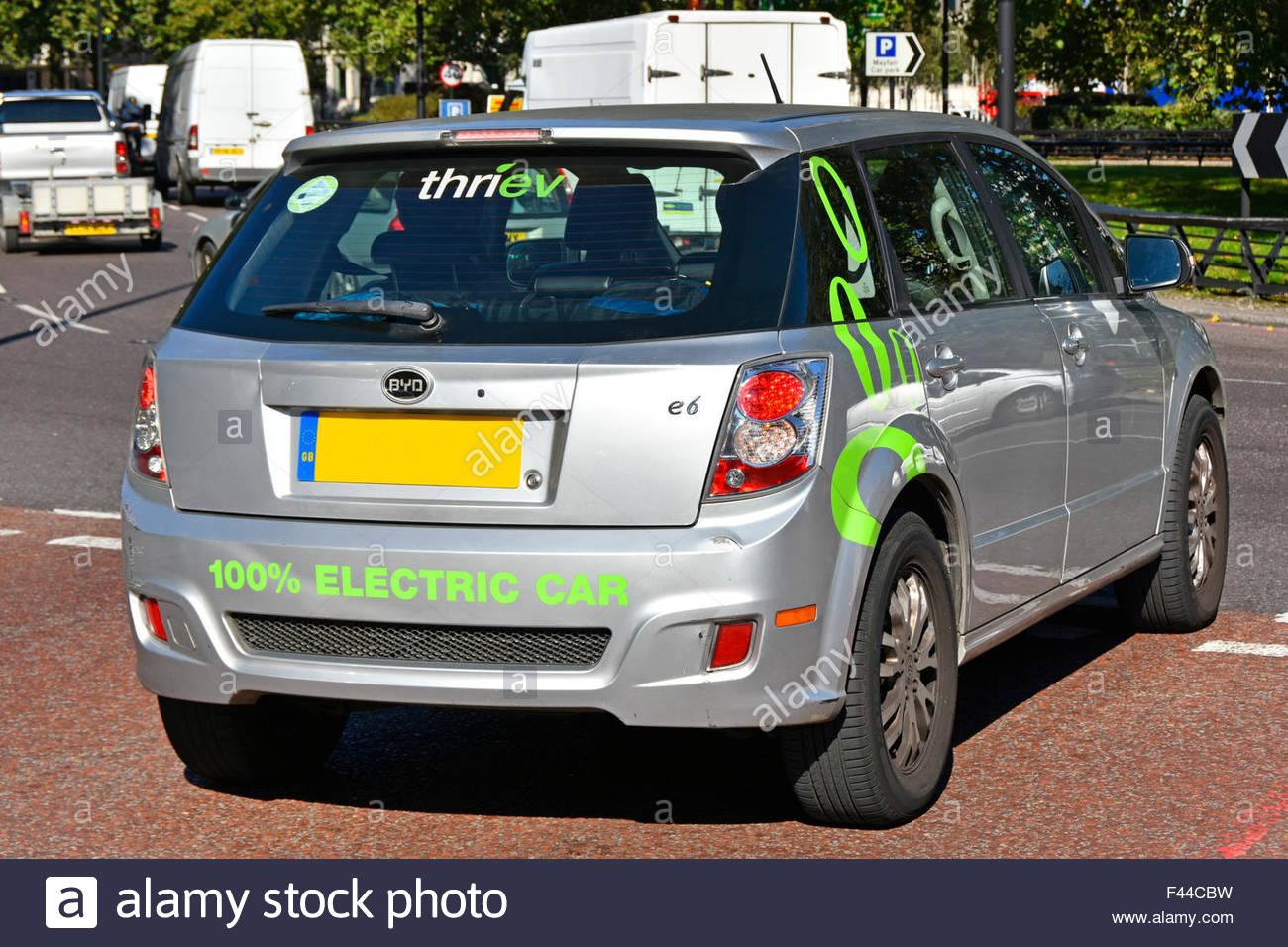 BYD E6 2011 - now Hatchback 5 door #5