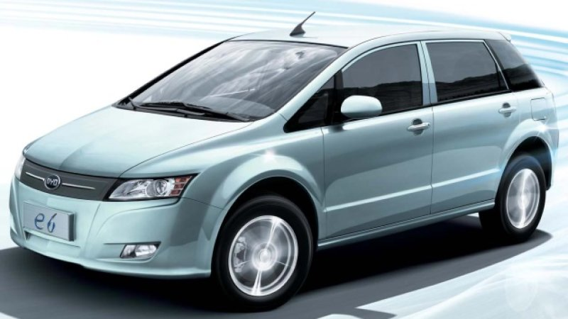 BYD E6 2011 - now Hatchback 5 door #7