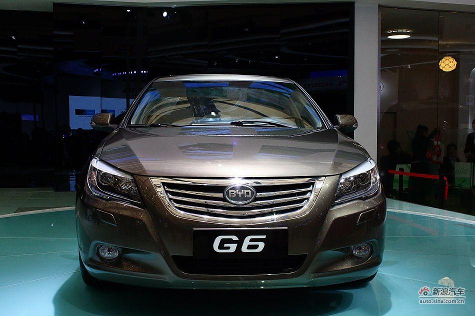 BYD G6 2011 - now Sedan #1