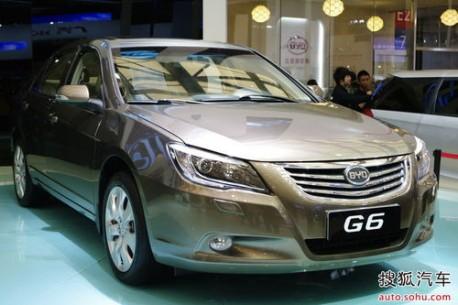 BYD G6 2011 - now Sedan #3