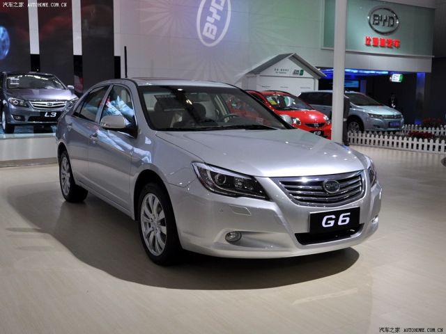 BYD G6 2011 - now Sedan #2