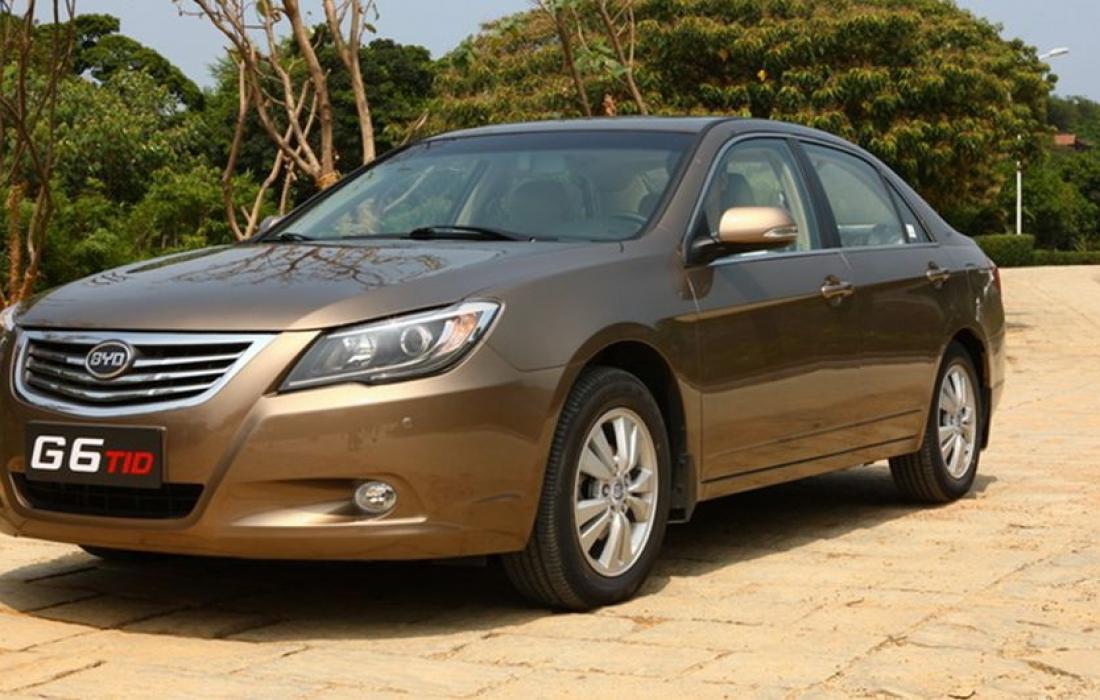 BYD G6 2011 - now Sedan #7