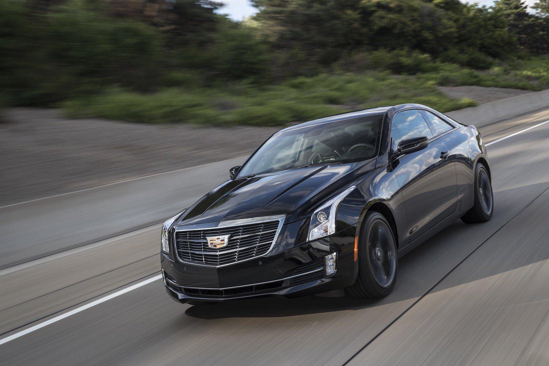 Cadillac ATS I 2012 - 2014 Sedan #4