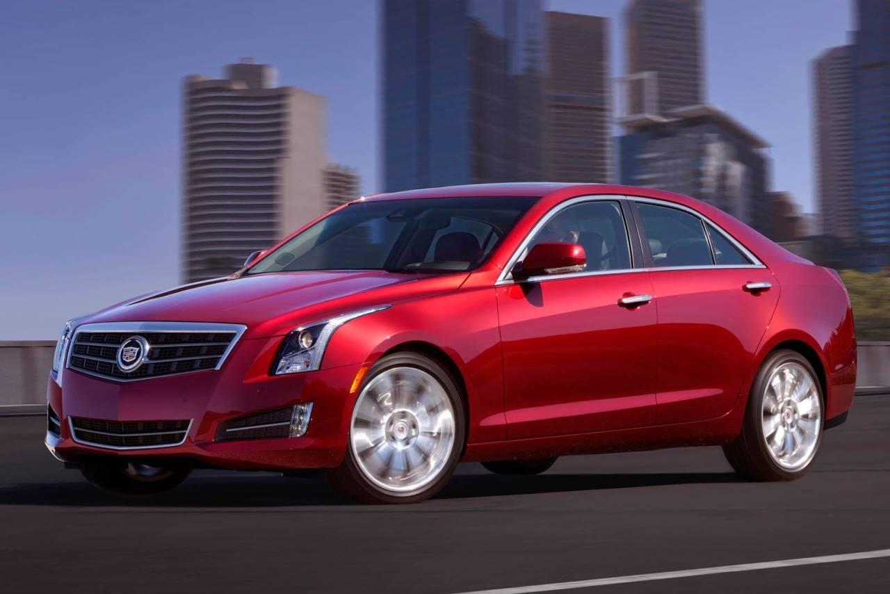 Cadillac ATS I 2012 - 2014 Sedan #7