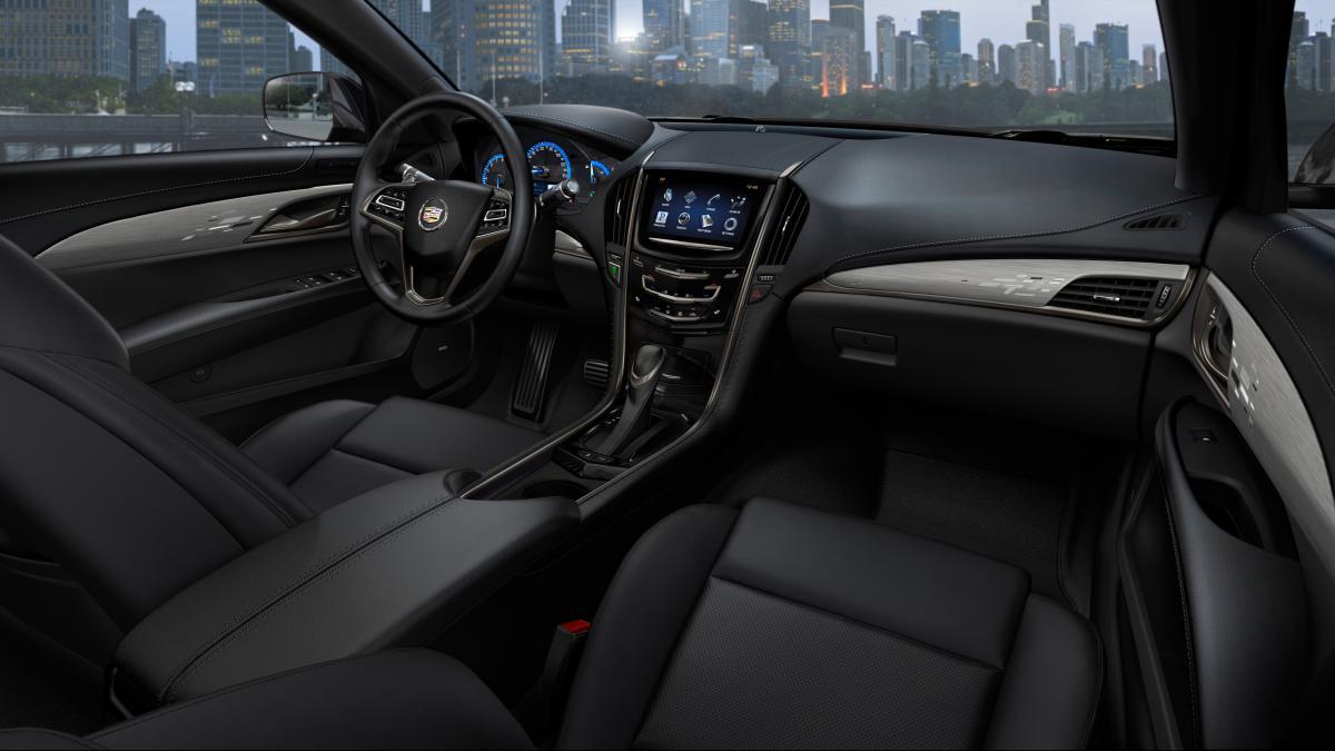 Cadillac ATS I 2012 - 2014 Sedan #6