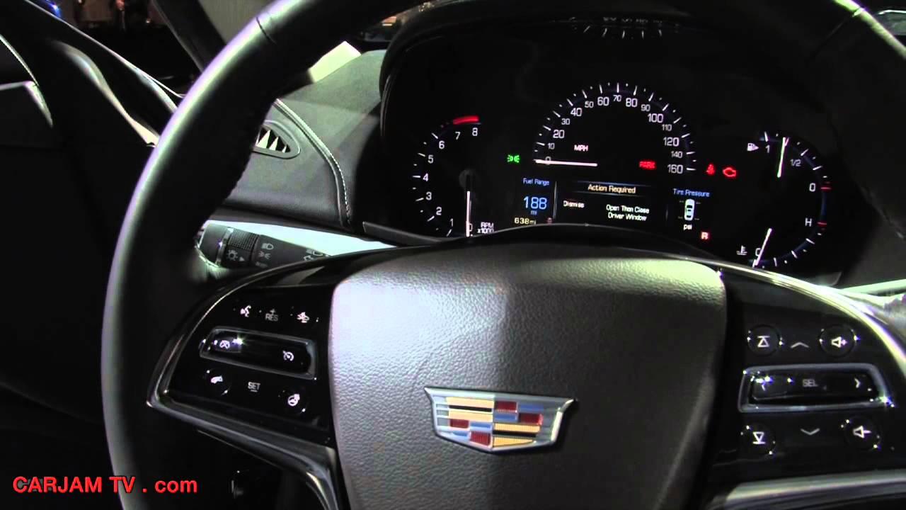 Cadillac ATS I 2012 - 2014 Sedan #8