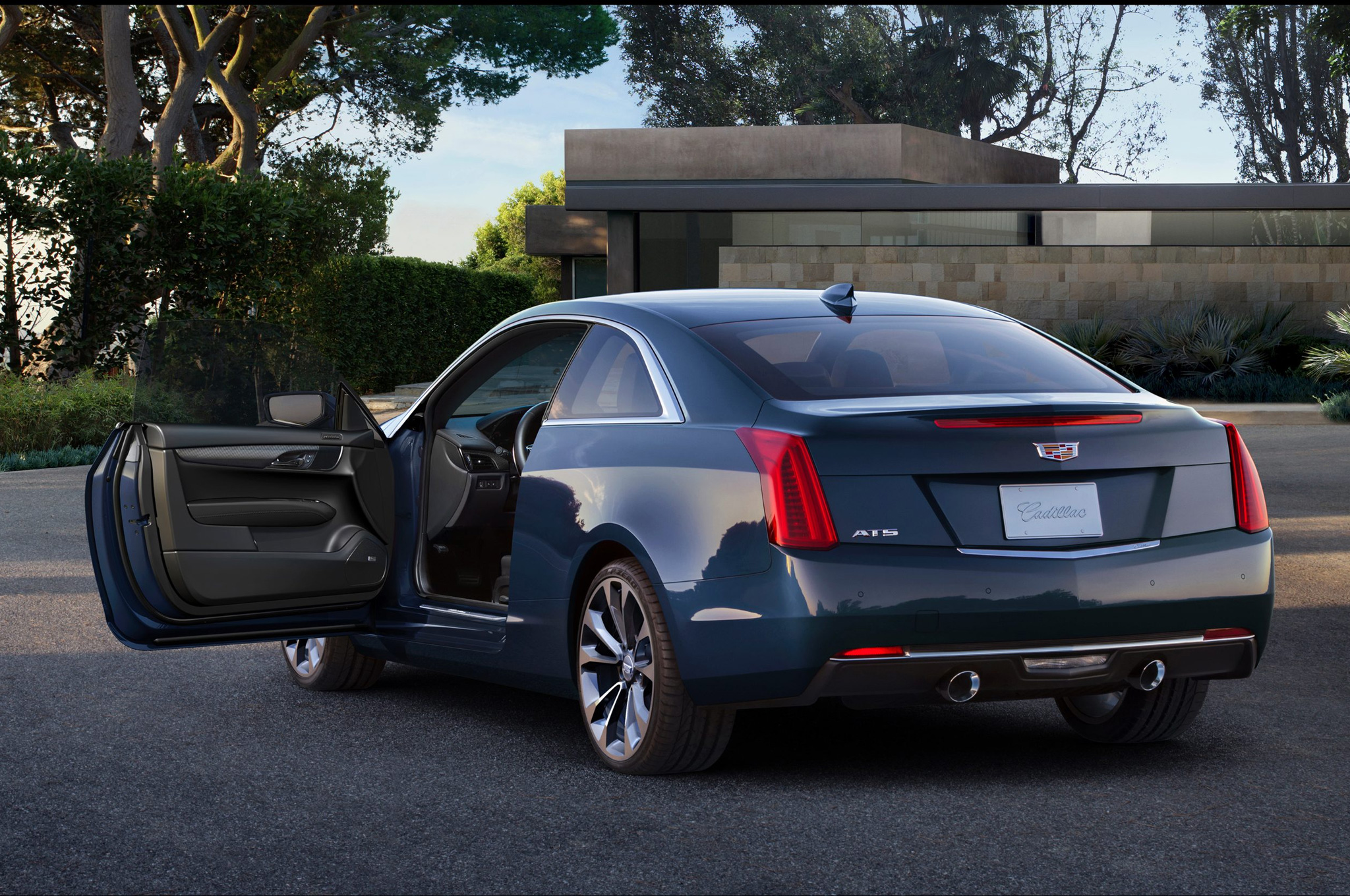 Cadillac ATS I Restyling 2014 - now Coupe #3