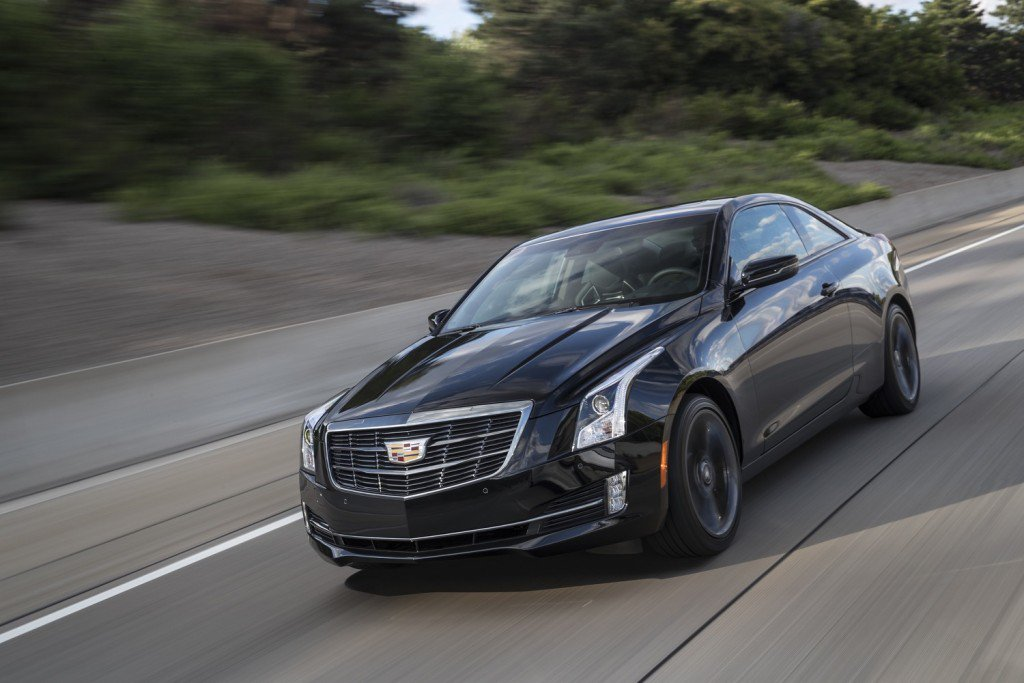 Cadillac ATS I Restyling 2014 - now Coupe #7