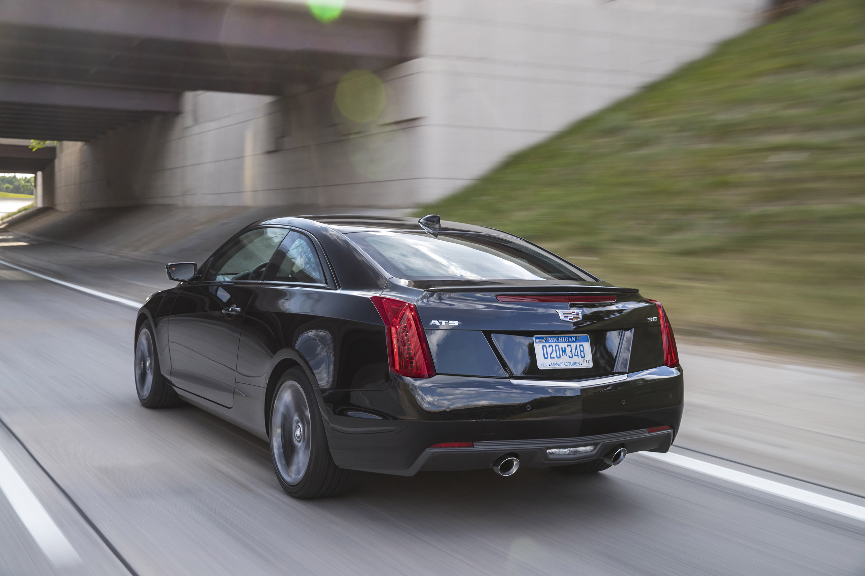 Cadillac ATS I Restyling 2014 - now Coupe #4