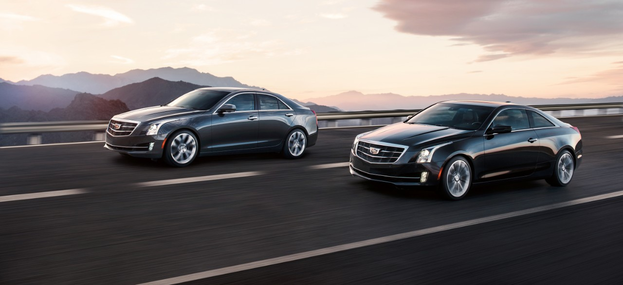 Cadillac ATS I Restyling 2014 - now Coupe #6