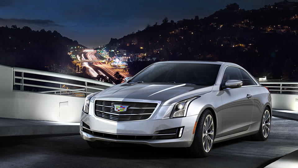 Cadillac ATS I Restyling 2014 - now Coupe #5