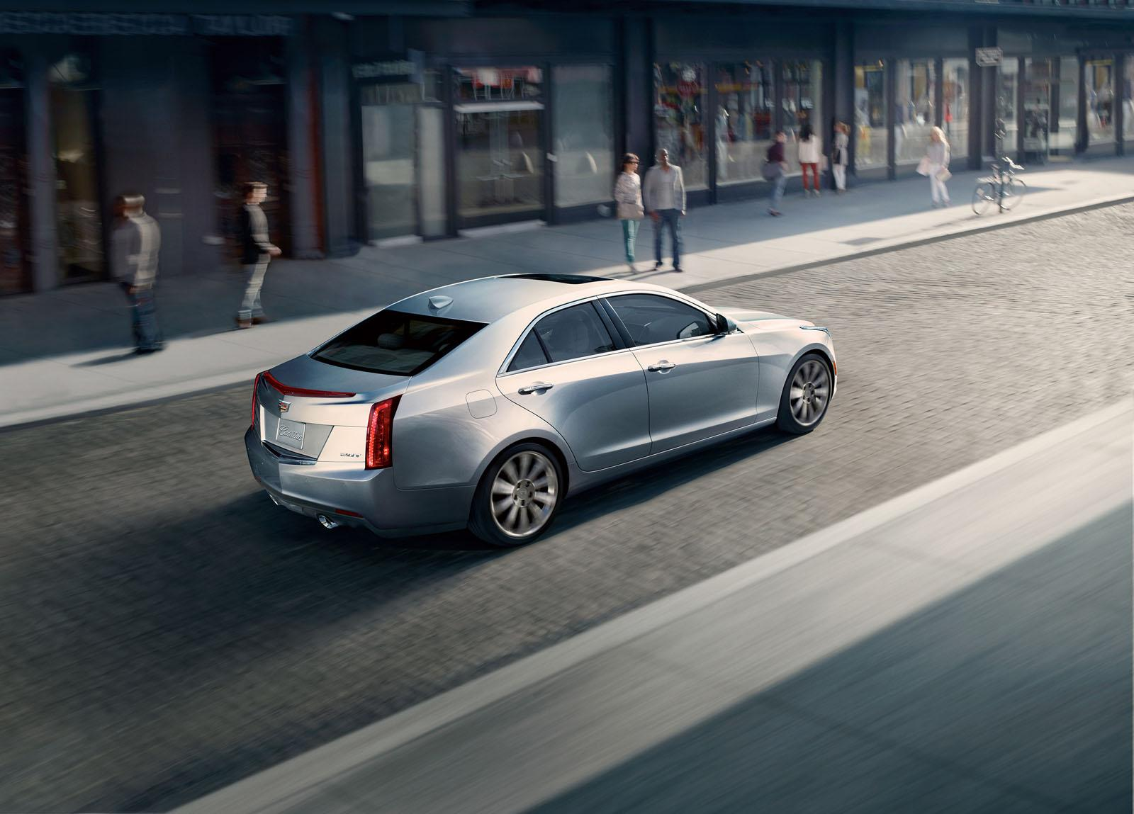Cadillac ATS I Restyling 2014 - now Sedan #2