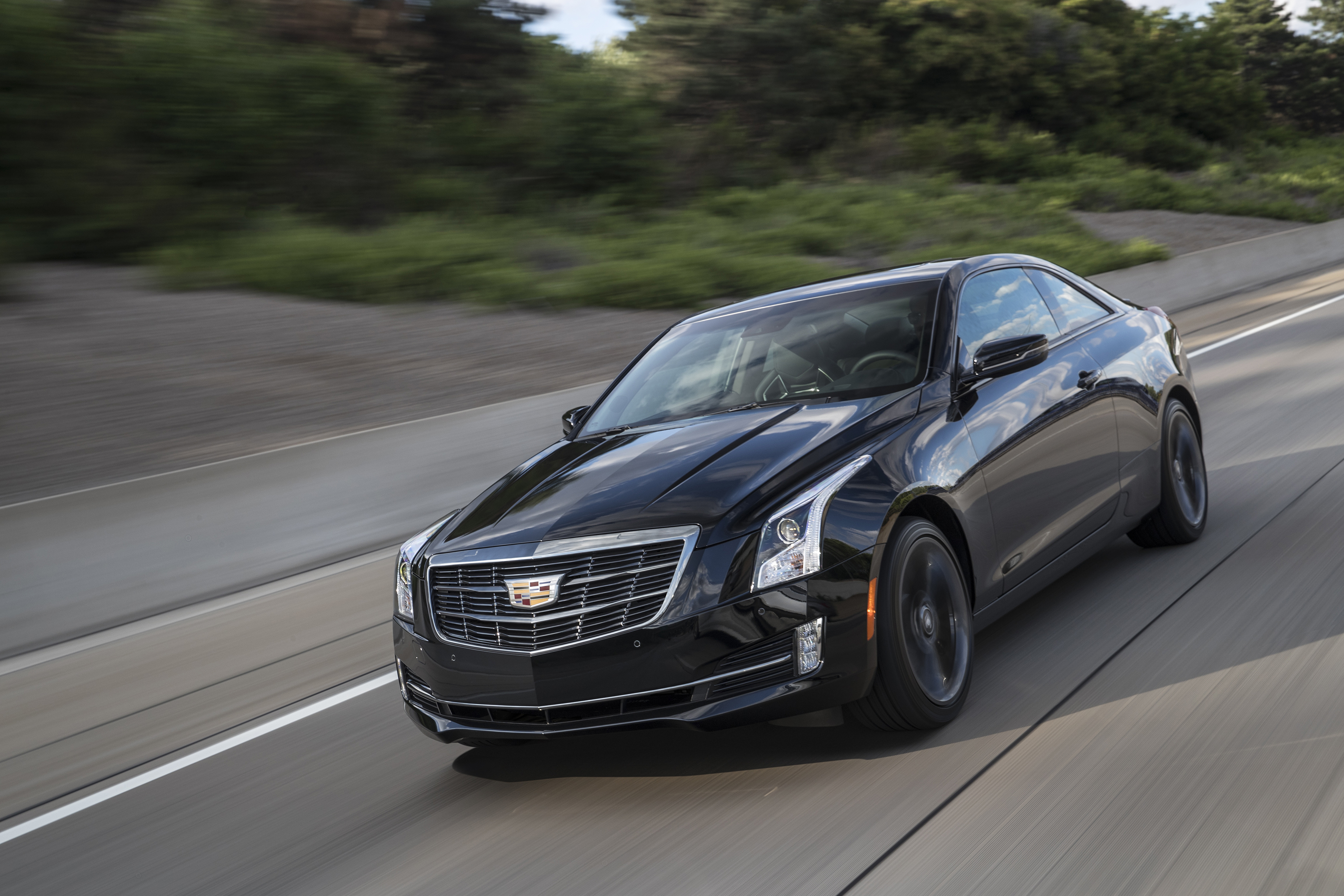 Cadillac ATS-V 2015 - now Coupe #1