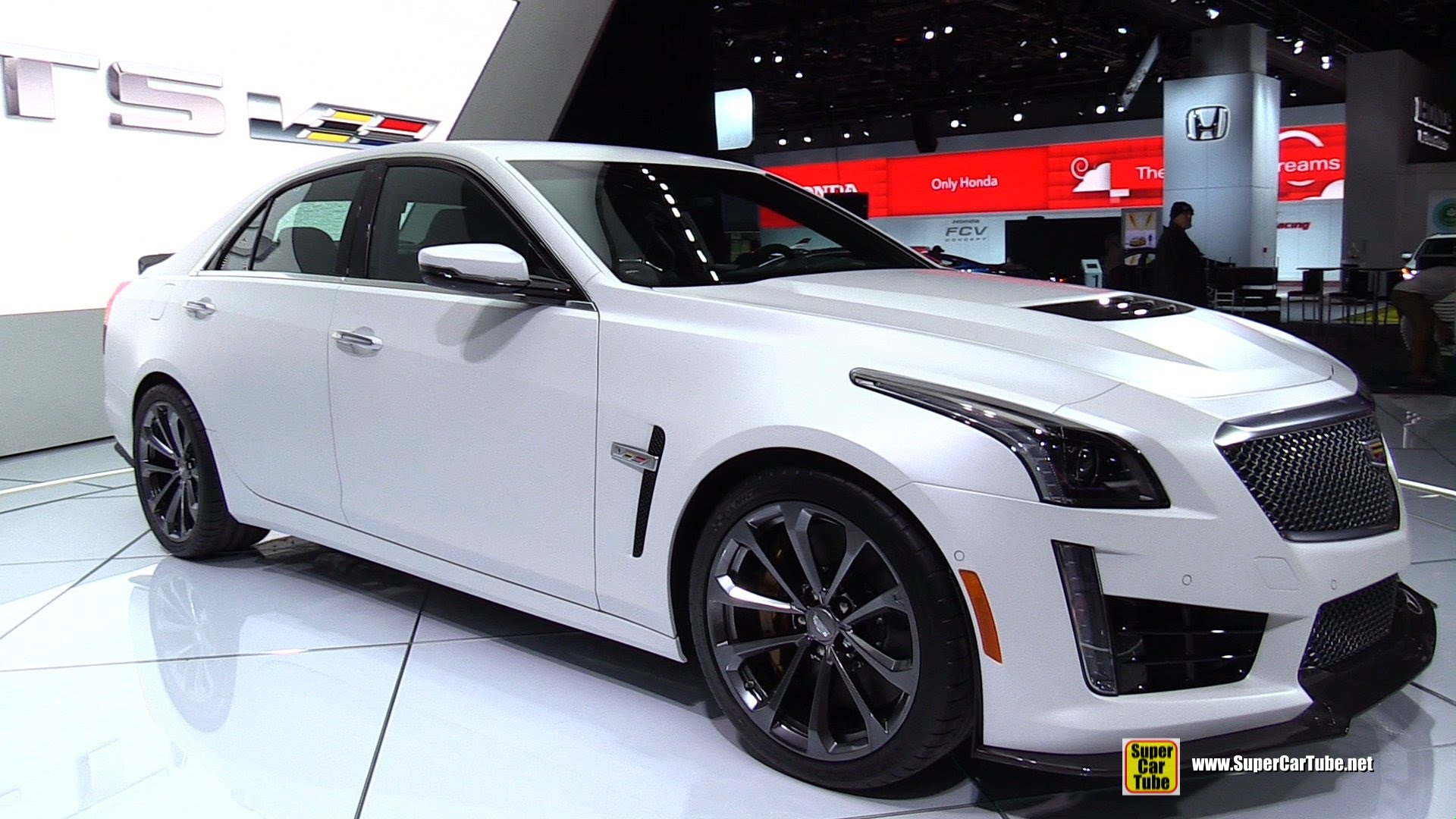 Cadillac ATS-V 2015 - now Coupe #6