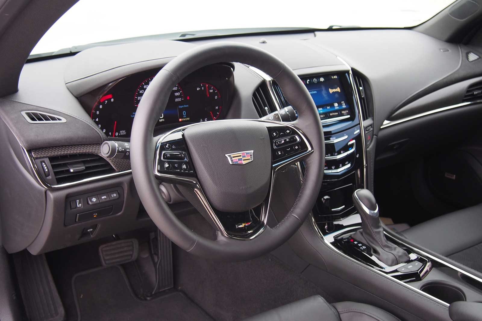 Cadillac ATS-V 2015 - now Coupe #7