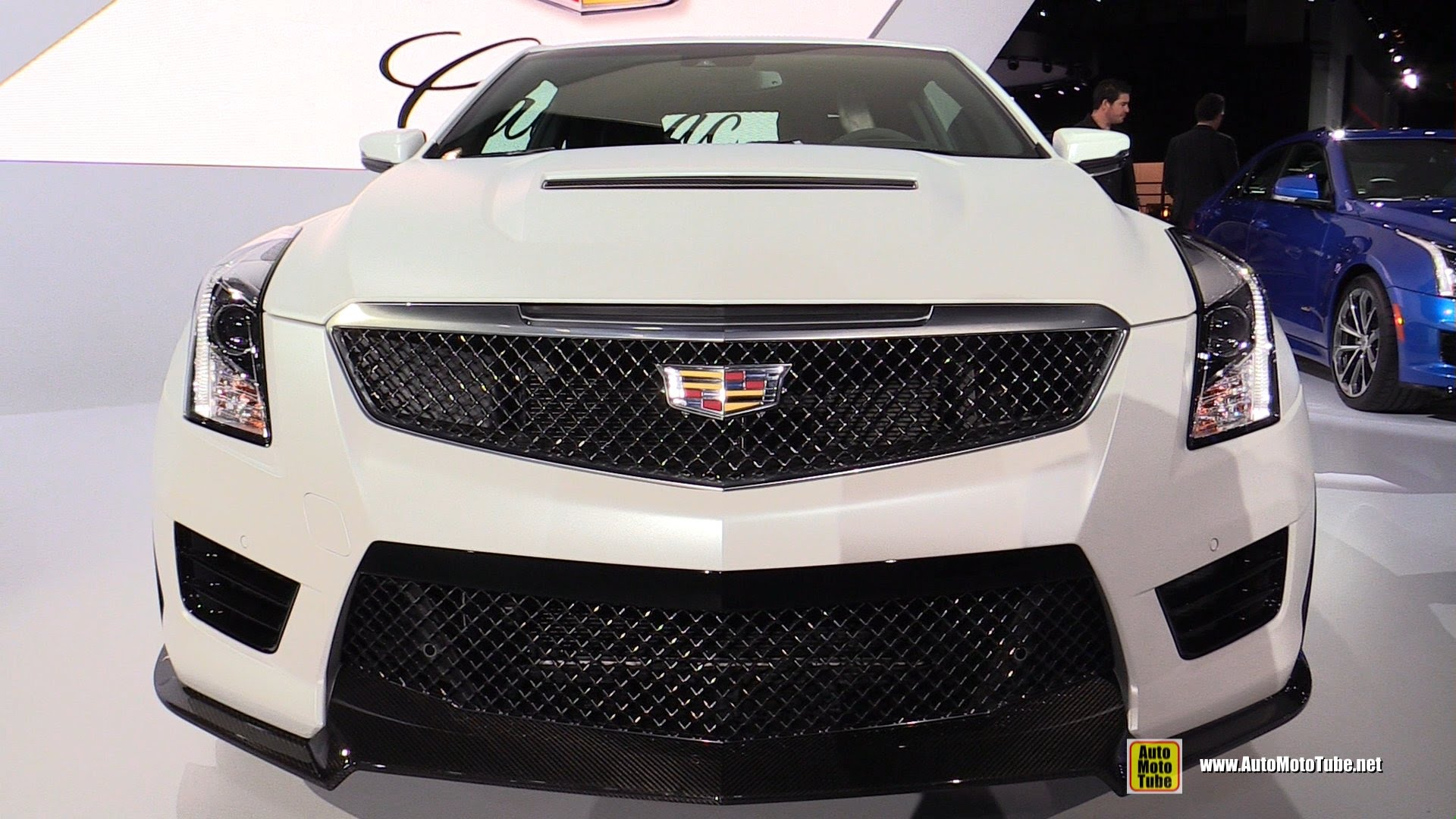 Cadillac ATS-V 2015 - now Coupe #8