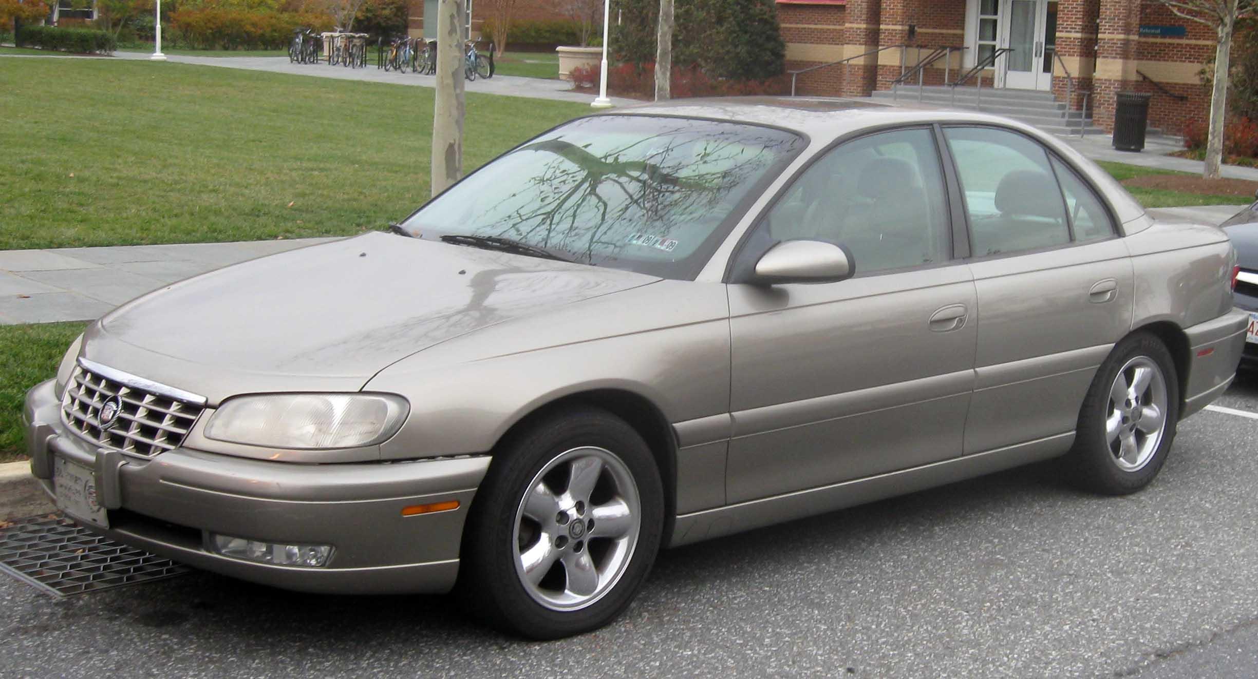 Cadillac Catera 1996 - 2001 Sedan #4