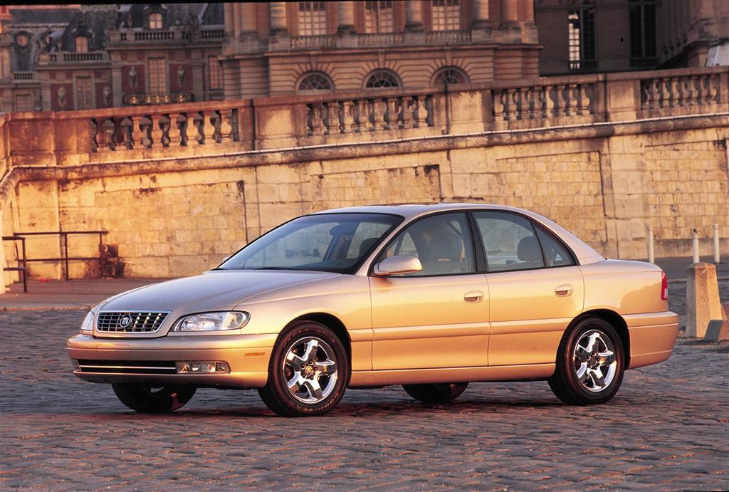 Cadillac Catera 1996 - 2001 Sedan #2