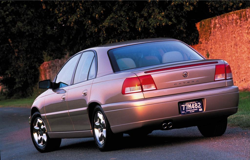 Cadillac Catera 1996 - 2001 Sedan #3