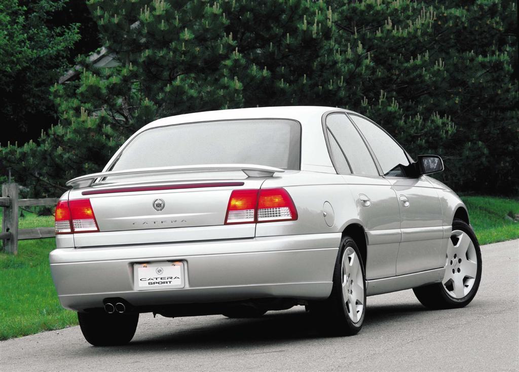 Cadillac Catera 1996 - 2001 Sedan #5