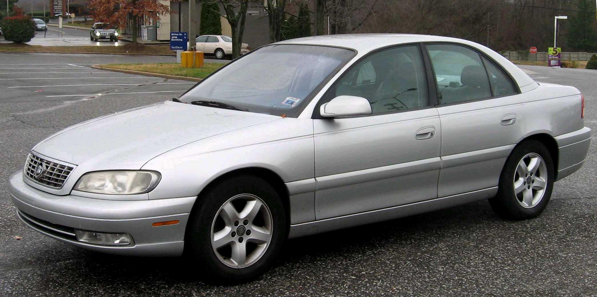 Cadillac Catera 1996 - 2001 Sedan #7
