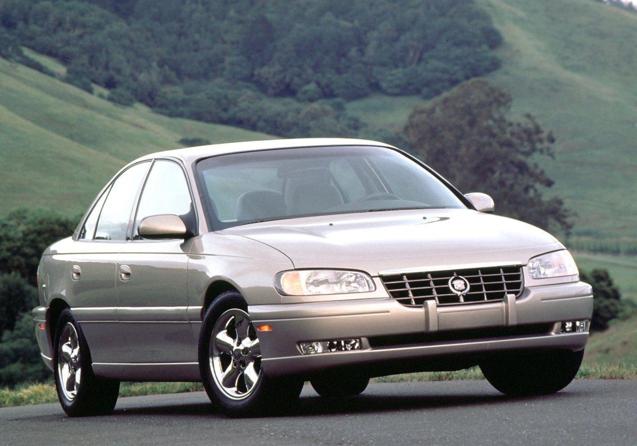 Cadillac Catera 1996 - 2001 Sedan #6