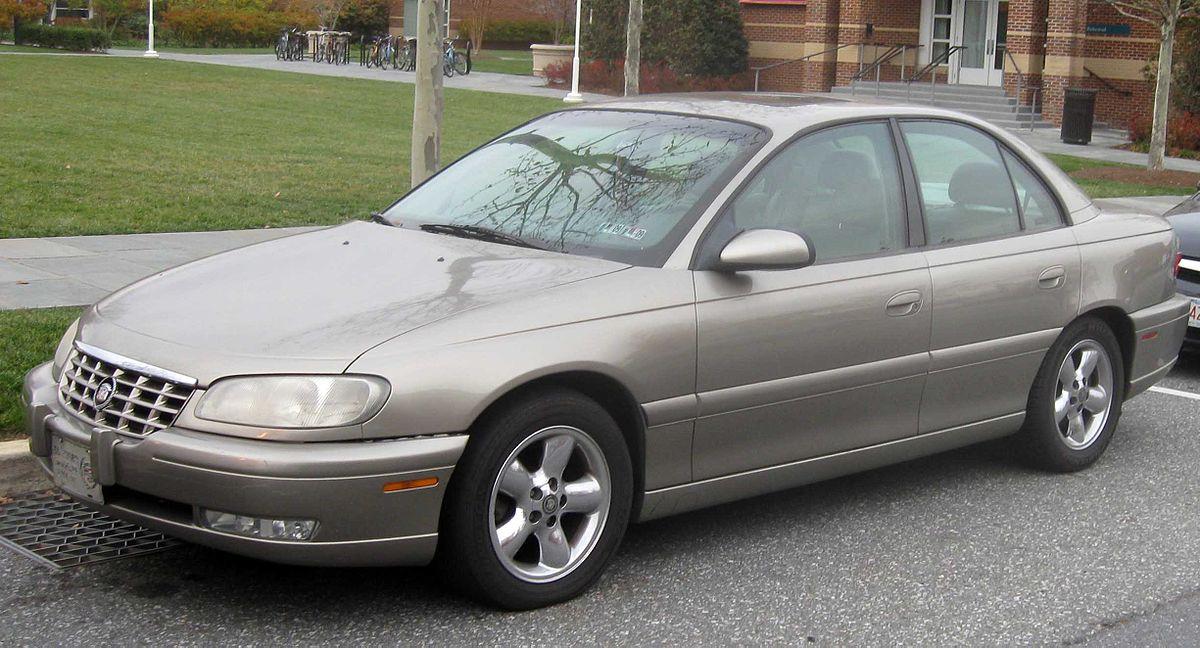 Cadillac Catera 1996 - 2001 Sedan #8