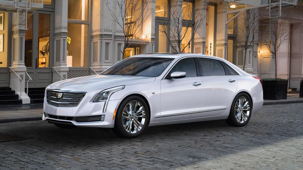 Cadillac CT6 2016 - now Sedan #7