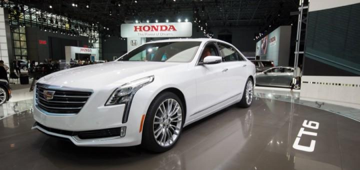 Cadillac CT6 2016 - now Sedan #3