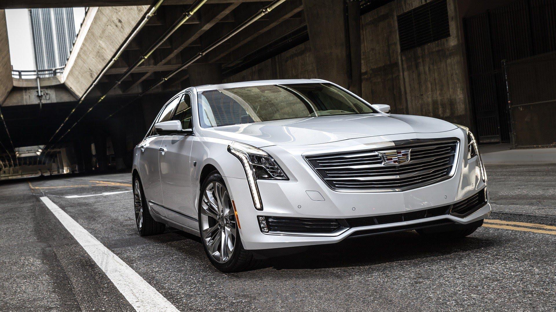 Cadillac CT6 2016 - now Sedan #2