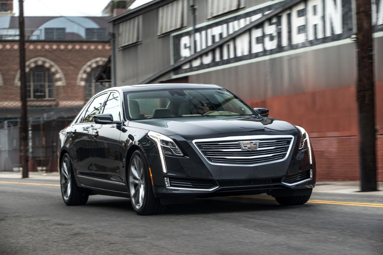 Cadillac CT6 2016 - now Sedan #6