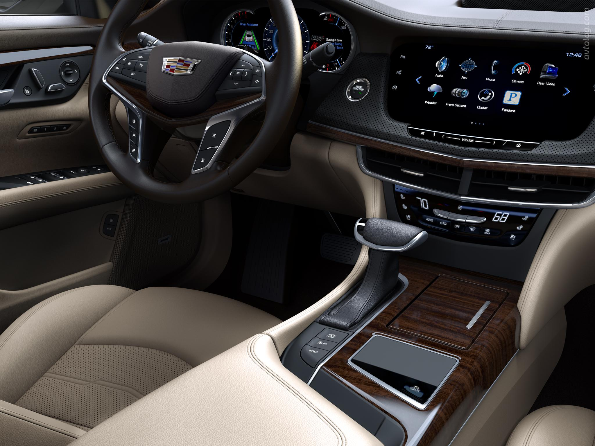 Cadillac CT6 2016 - now Sedan #4