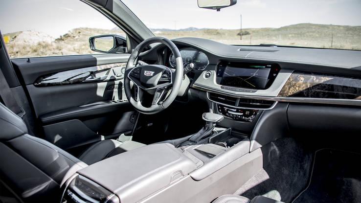 Cadillac CT6 2016 - now Sedan #5
