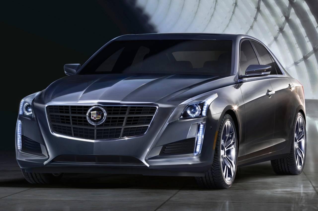 Cadillac CTS III 2014 - now Sedan #7