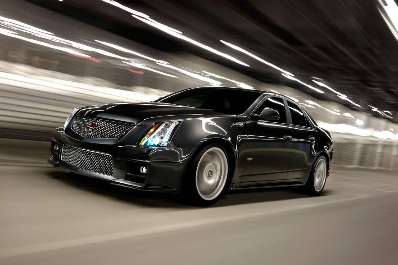 Cadillac CTS III 2014 - now Sedan #6