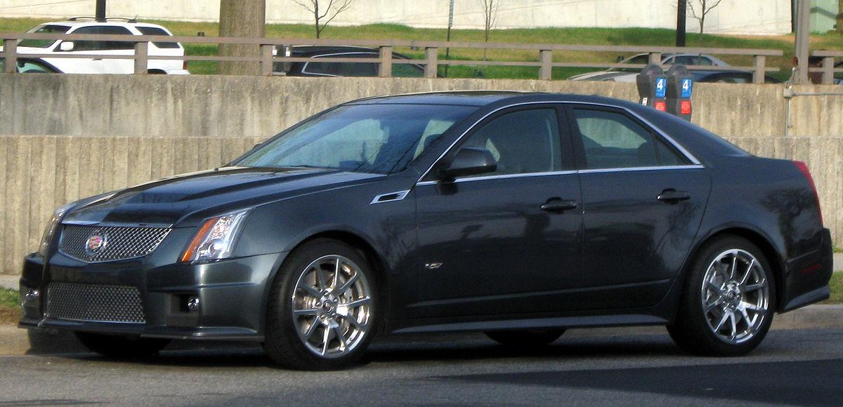 Cadillac CTS-V II 2008 - 2014 Station wagon 5 door #8