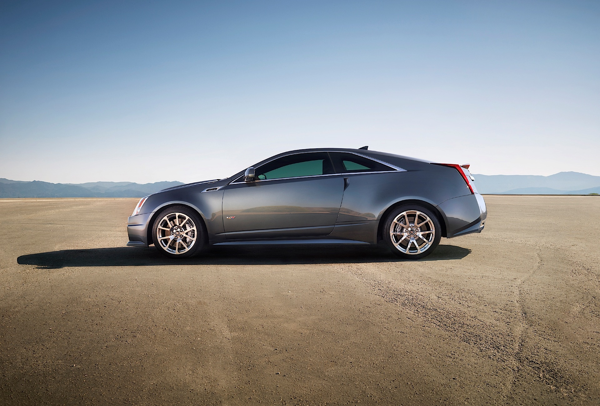 Cadillac CTS-V II 2008 - 2014 Coupe #3