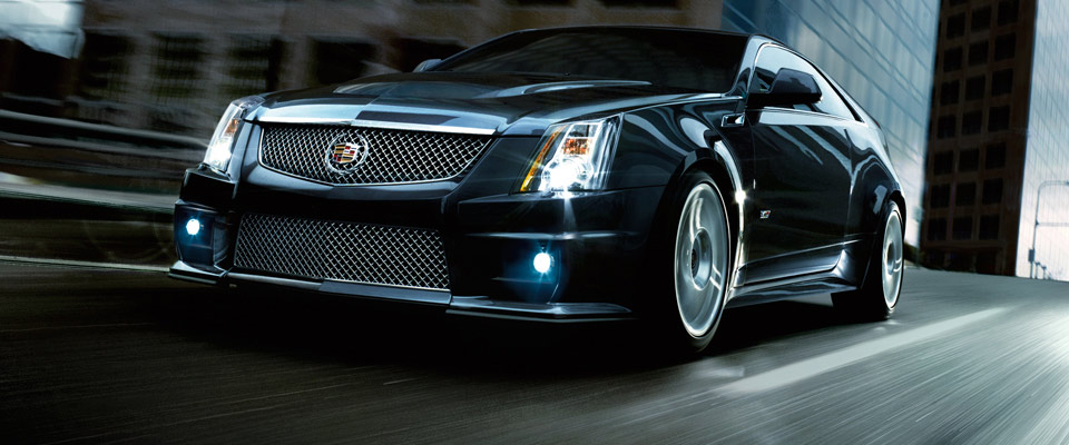 Cadillac CTS-V II 2008 - 2014 Coupe #1