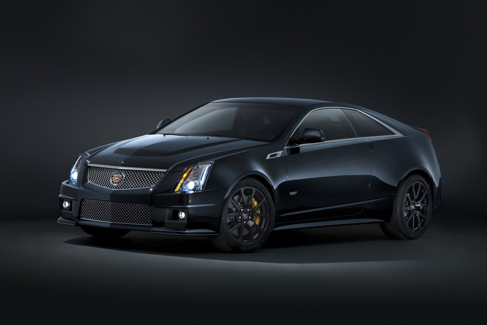 Cadillac CTS-V II 2008 - 2014 Coupe #5