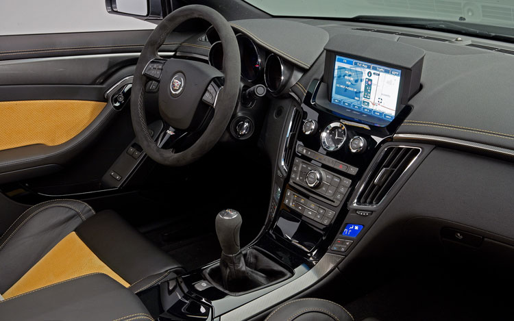 Cadillac CTS-V II 2008 - 2014 Coupe #4