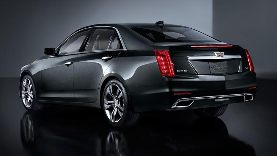 Cadillac CTS-V III 2015 - now Sedan #4