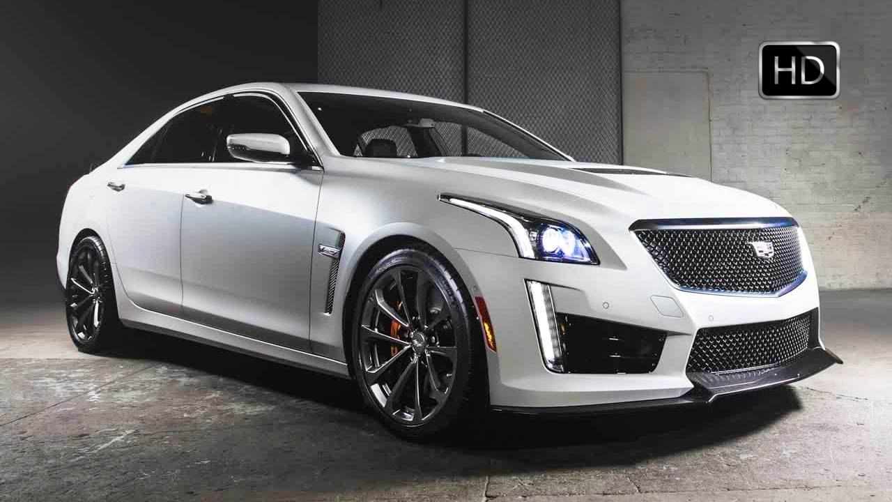 Cadillac CTS-V III 2015 - now Sedan #3