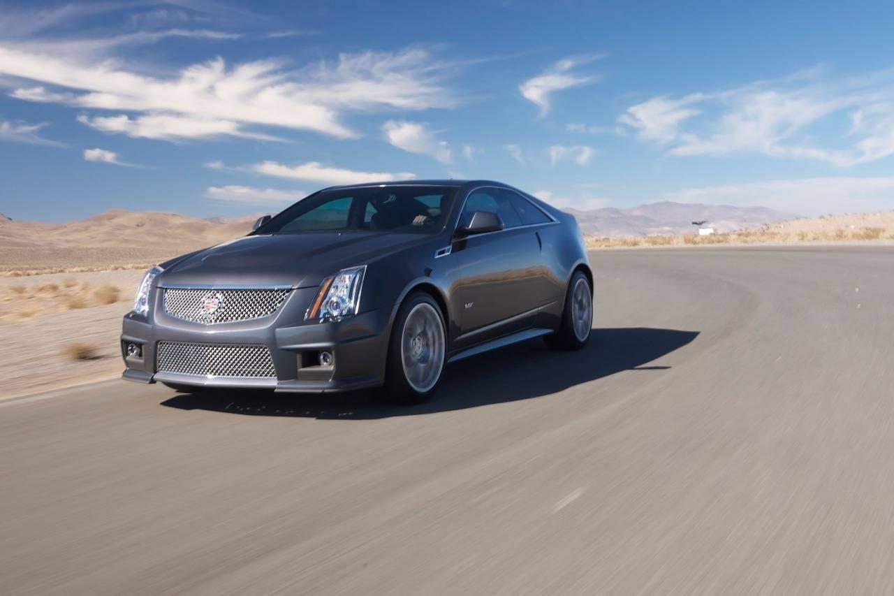 Cadillac CTS-V III 2015 - now Sedan #5