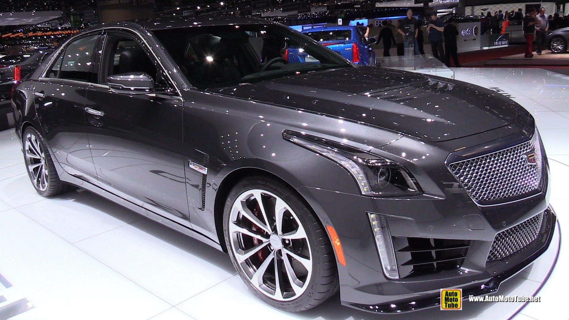 Cadillac CTS-V III 2015 - now Sedan #6