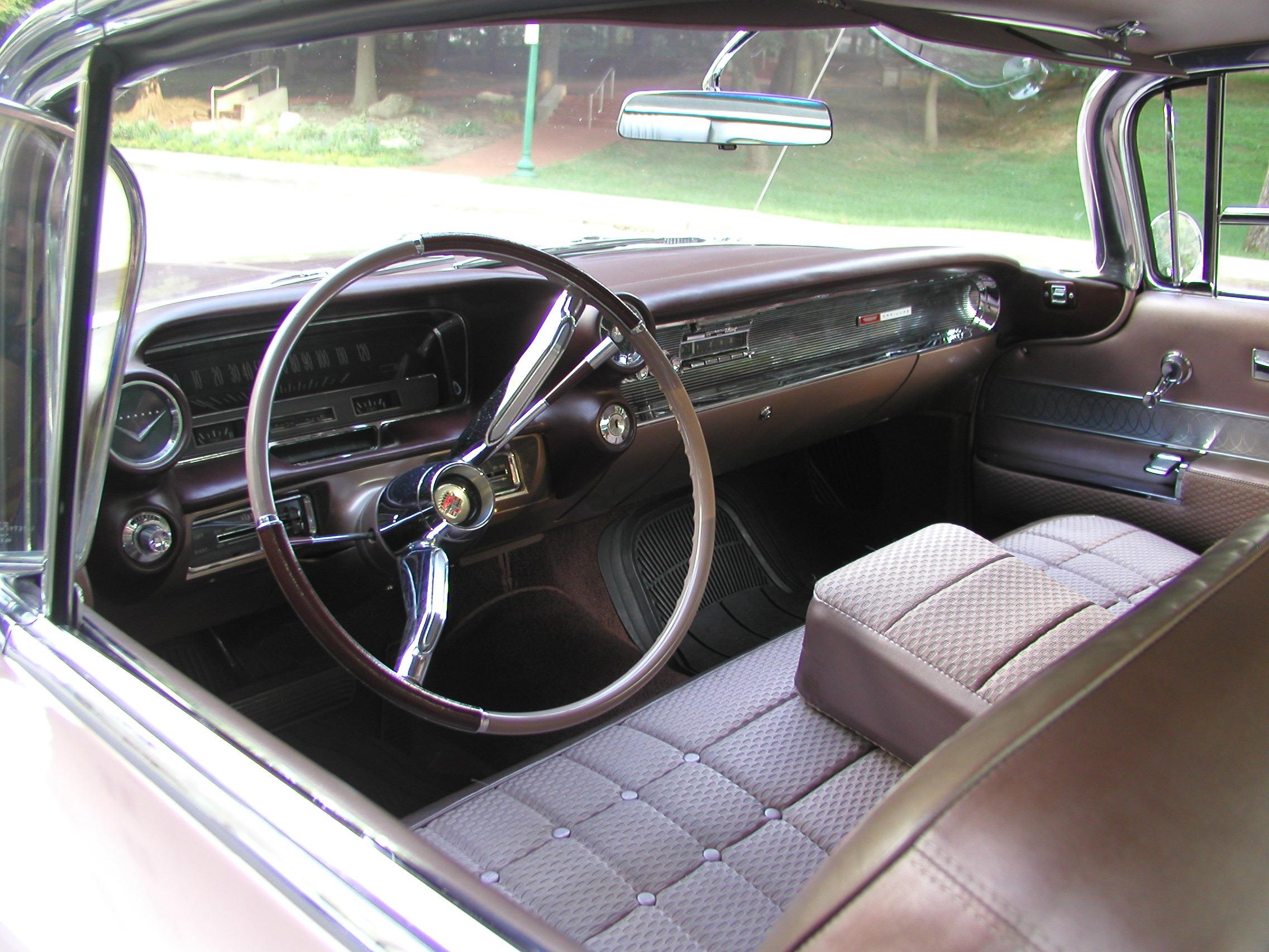 Cadillac DeVille I 1959 - 1960 Sedan #5