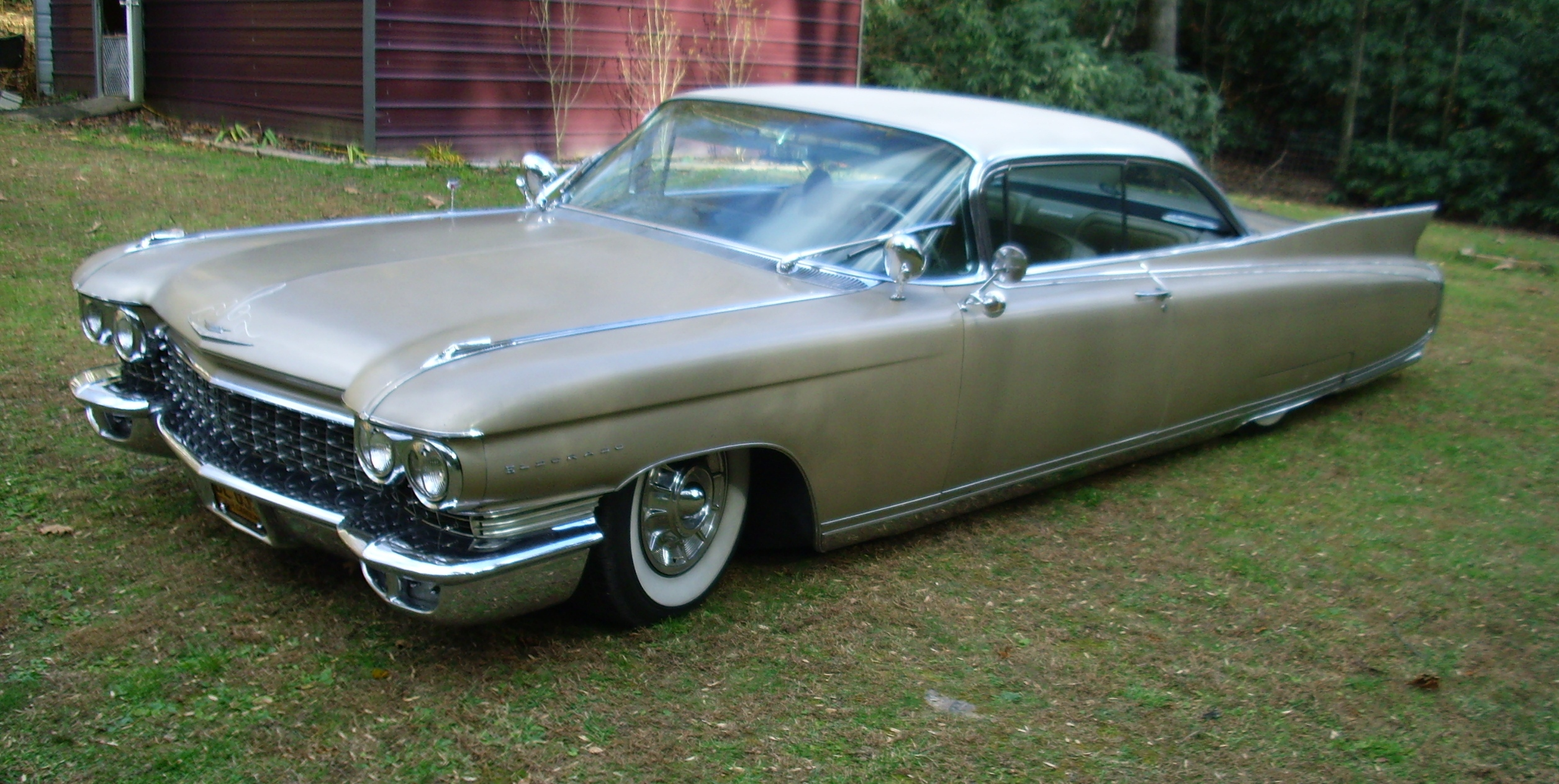 Cadillac DeVille I 1959 - 1960 Sedan #1