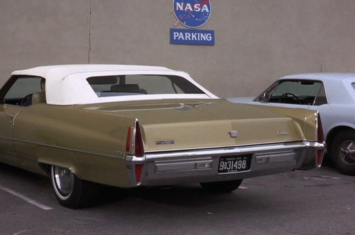 Cadillac DeVille III 1965 - 1970 Cabriolet :: OUTSTANDING CARS